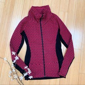 Lululemon checkered scuba sweatshirt, 4.